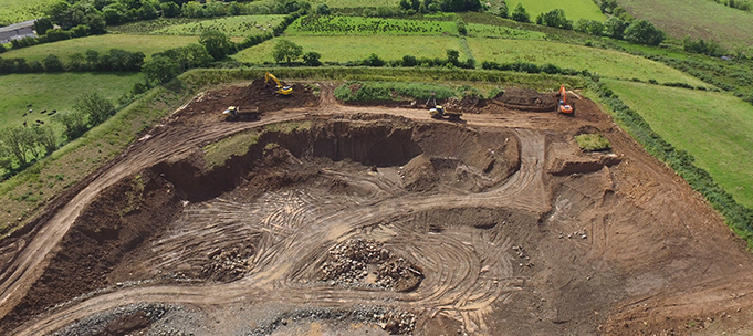 Priority Construction is a leading civil engineering, waste